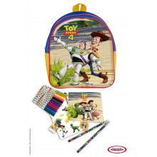 Mochila colores toy story