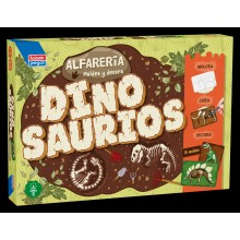 alfareria dinosaurios