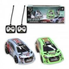 Dos coches rally
