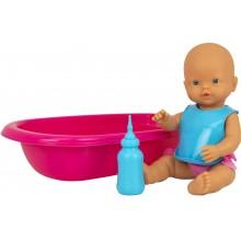 Baby con bañera